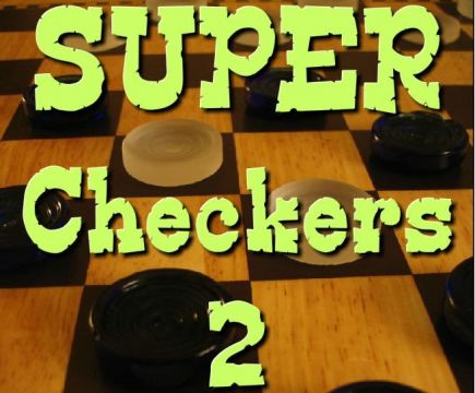 Игра Супер шашки 2 - Super checkers