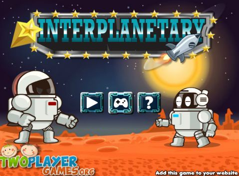 Игра Межпланетный - Interplanetary 2