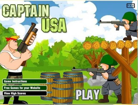 Капитан Америка Captain USA