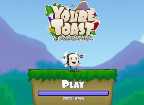 Ты тост You are toast