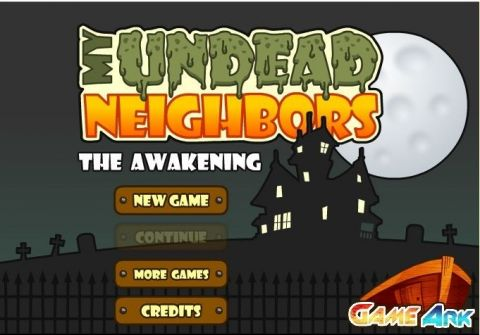 Мой сосед зомби My Undead Neighbors The Awakening