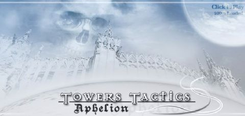 Игра Афелий - тактика башен (Towers Tactics Aphelion)