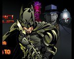 Игра Модный Бэтмен(Batman dress up)