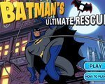 Игра Бетмен Пленники (Batman ultimate rescue)