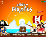 Игра Сердитые пираты (Angry Pirates)