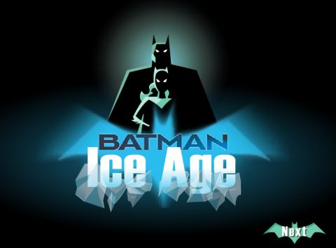 Игра Бэтмен ледниковый период - Batman ace age