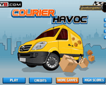 Игра Курьер (Courier havoc)