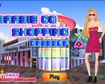 Игра Барби идёт в магазин (Barbie go shoping)