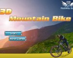 Игра Горный велосипед 3д (3D Mounttain Bike)
