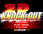 Игра 2д Нокаут (2D knock-out)