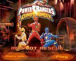Игра Злобный доктор Мерсер (Power Rangers dinothunder)