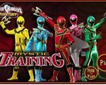 Игра Тренировка (Power Rangers Mystic Training)