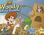 Игра Ковбой Вуди (Toy Story: Woody to the Rescue)