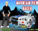 Игра Гонка в горах (Mountain View Racer)