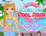 Игра Уборка бассейна (Pool cleaning)