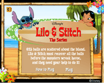 Игра Лило и Стич (Lilo & Stitch The Series)