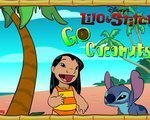 Игра Лило и Стич Кокосы (Lilo and Stitch Go coconuts)
