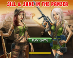 Игра Джил и Джейн в бронетанке (Jill and Jane in the panzer)