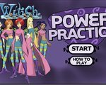 Игра Война (Witch Power Practice)