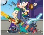 Игра Супер зрение (Phineas and Ferb hidden letters)