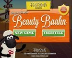 Игра Баранчик Шон 4 (Shaun the Sheep's Beauty Baahn)