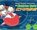 Игра Квантовое пространство (Huey Dewey Louie In Quantum Space Chase)