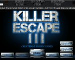 Игра Спастись от убийцы 3 (To escape from the killer 3)
