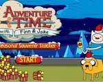 Игра Башня (Adventure Time with Finn & Jake)