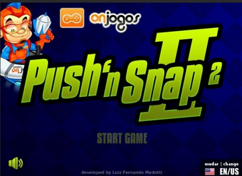 Игра Толкни и Щелкни 2 - Push and Snap 2